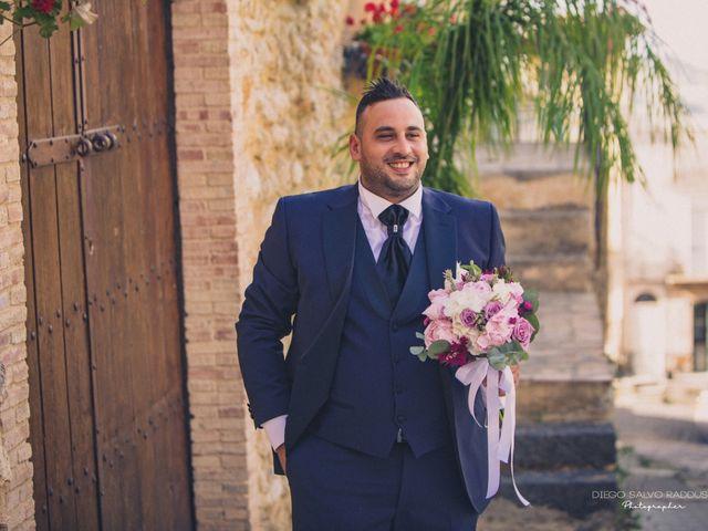 Il matrimonio di Calogero  e Giada a Canicattì, Agrigento 9