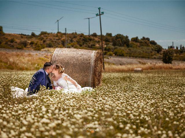 Il matrimonio di Calogero  e Giada a Canicattì, Agrigento 13
