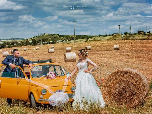 Il matrimonio di Calogero  e Giada a Canicattì, Agrigento 14