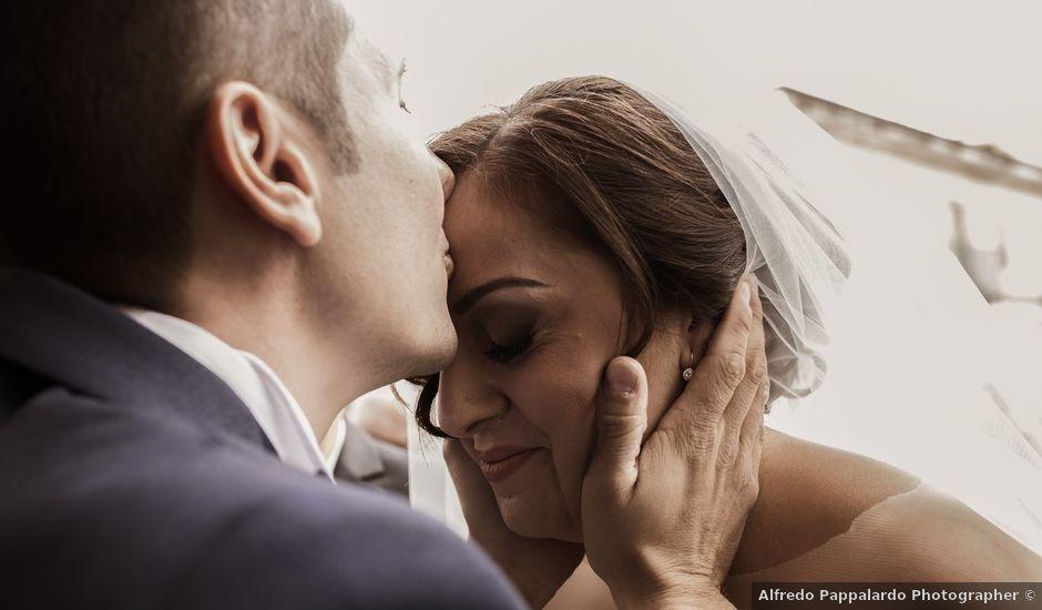 Il matrimonio di Angelo e Agata a Giarre, Catania