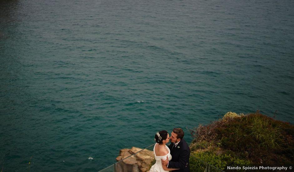 Il matrimonio di Loris e Roberta a Bacoli, Napoli