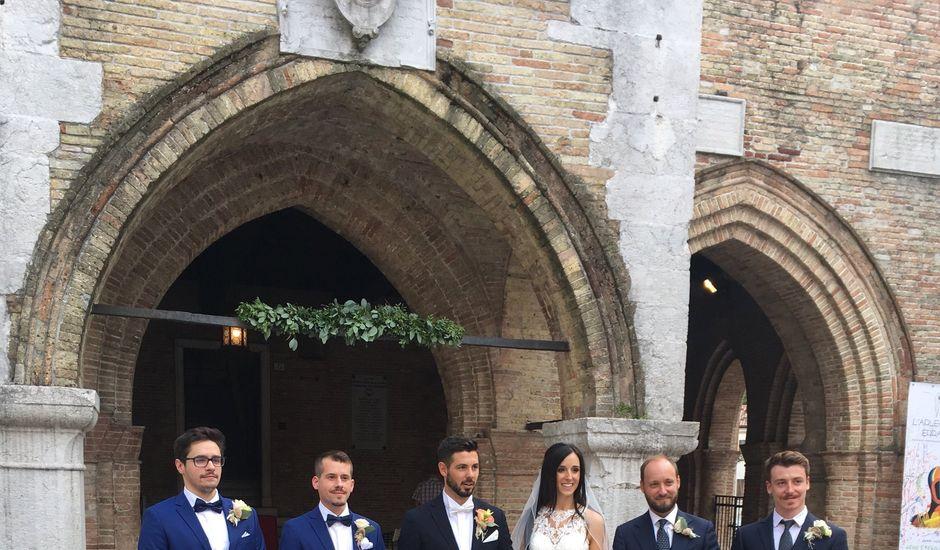 Il matrimonio di Tommaso e Elena  a Pordenone, Pordenone