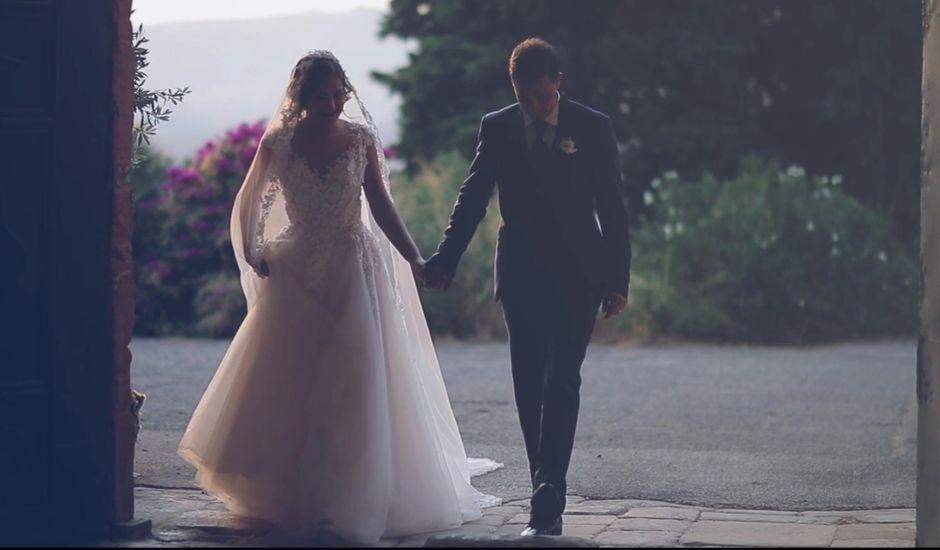Il matrimonio di Orazio  e Valentina  a San Cono, Catania
