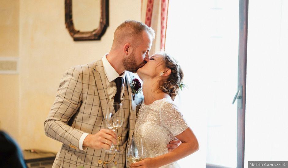 Il matrimonio di Dennis e Angelina a Albarella, Rovigo