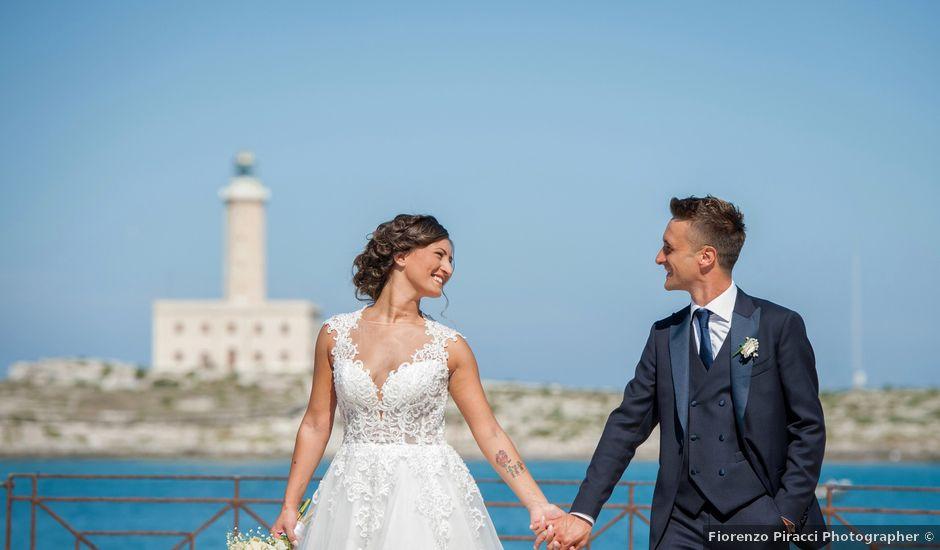 Il matrimonio di Luca e Ilenia a Vieste, Foggia