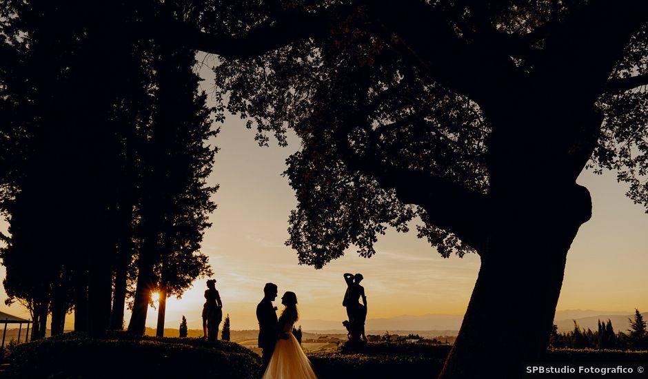 Il matrimonio di Antonella e Alessio a Empoli, Firenze