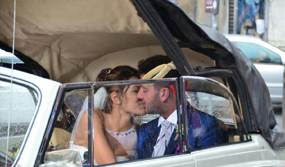 Il matrimonio di Pio  e Valentina  a Linguaglossa, Catania
