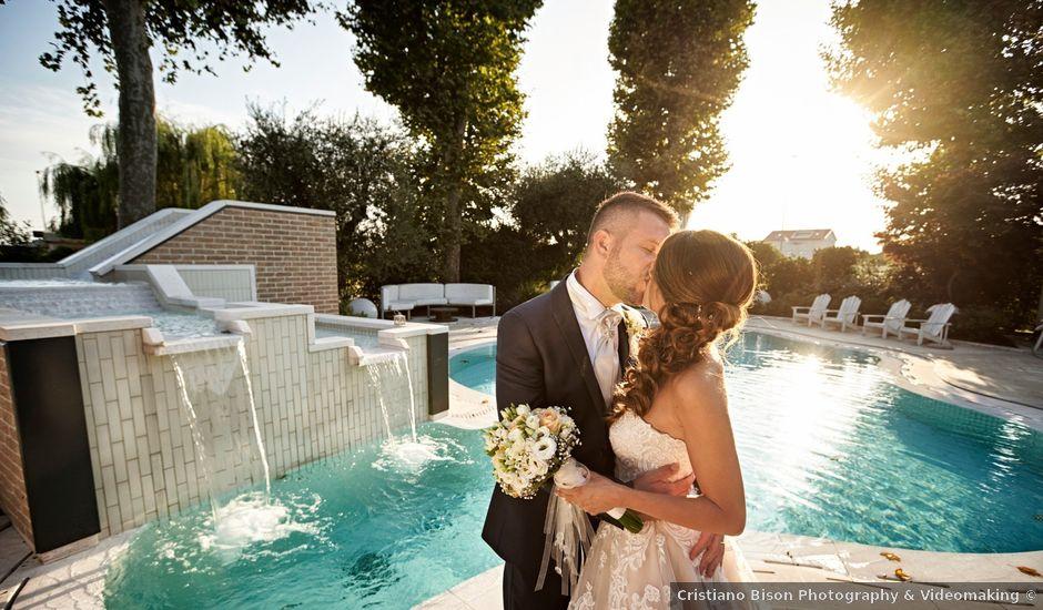 Il matrimonio di Daniele e Gloria a Camposampiero, Padova