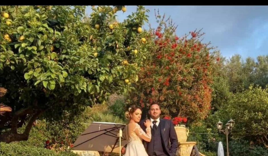 Il matrimonio di Calogero  e Giada a Canicattì, Agrigento