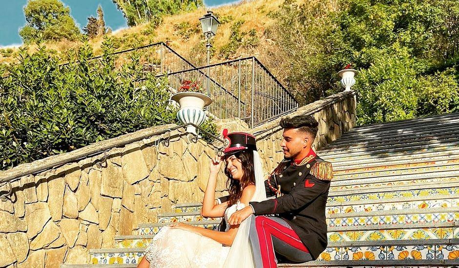 Il matrimonio di Ivan e Denise a Partinico, Palermo