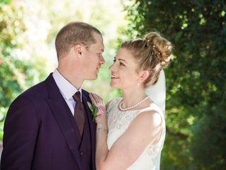 Le nozze di Emily e David