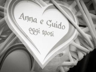 Le nozze di Anna e Guido 1