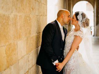 le nozze di Maria Teresa e Francesco 1