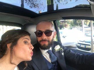 Le nozze di Ester e Manuel