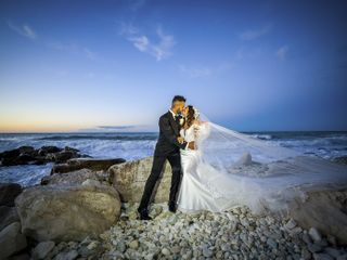 Le nozze di Chiara e Cristian