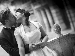 Le nozze di Susanna e Sandro