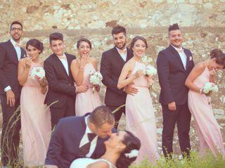 Le nozze di Carolina e Rosario 1