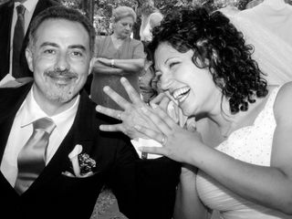 Le nozze di Sandra e Robert