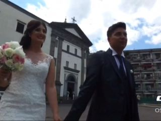 Le nozze di Rosaria e Roberto