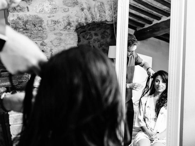 Il matrimonio di Pier Francesco e Danila a Massa Martana, Perugia 9