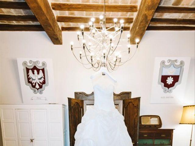 Il matrimonio di Pier Francesco e Danila a Massa Martana, Perugia 13