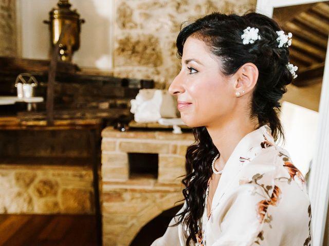 Il matrimonio di Pier Francesco e Danila a Massa Martana, Perugia 17