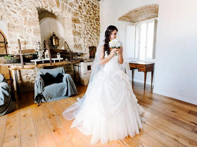 Il matrimonio di Pier Francesco e Danila a Massa Martana, Perugia 20