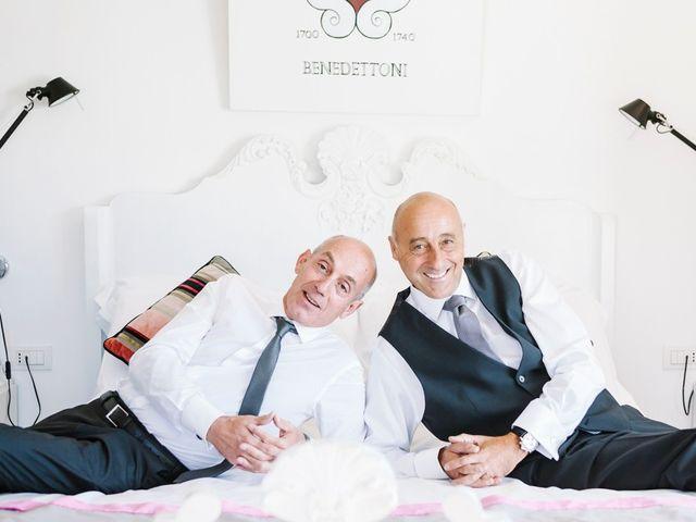 Il matrimonio di Pier Francesco e Danila a Massa Martana, Perugia 28