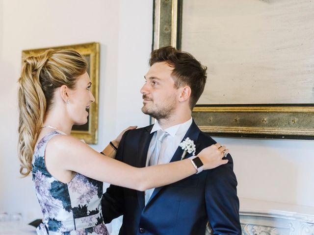 Il matrimonio di Pier Francesco e Danila a Massa Martana, Perugia 33