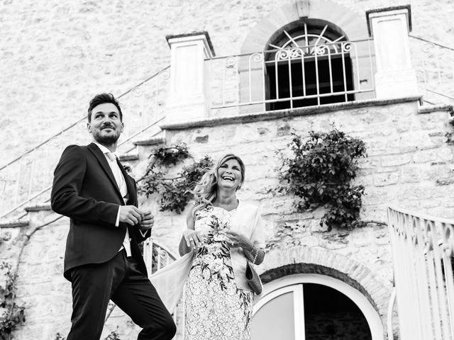 Il matrimonio di Pier Francesco e Danila a Massa Martana, Perugia 40