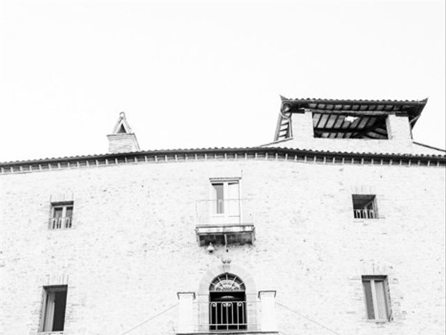 Il matrimonio di Pier Francesco e Danila a Massa Martana, Perugia 41