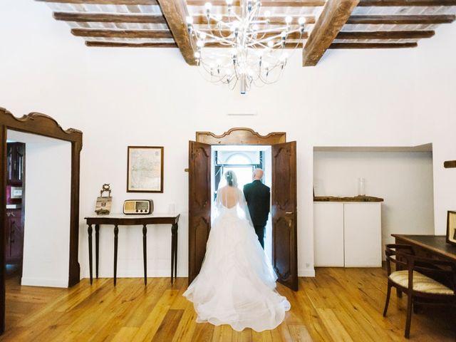 Il matrimonio di Pier Francesco e Danila a Massa Martana, Perugia 43