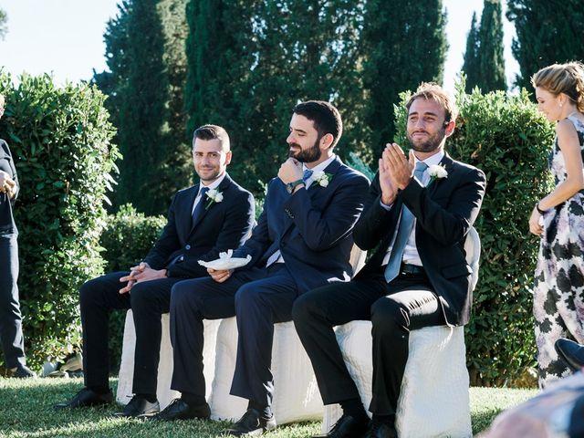 Il matrimonio di Pier Francesco e Danila a Massa Martana, Perugia 49