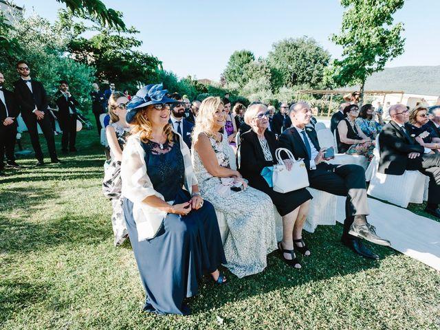 Il matrimonio di Pier Francesco e Danila a Massa Martana, Perugia 54