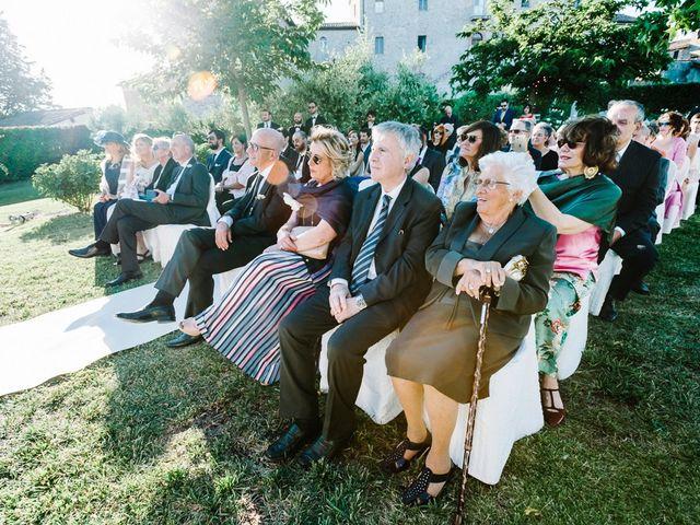 Il matrimonio di Pier Francesco e Danila a Massa Martana, Perugia 55