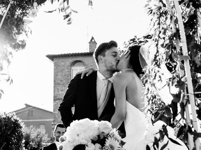Il matrimonio di Pier Francesco e Danila a Massa Martana, Perugia 56