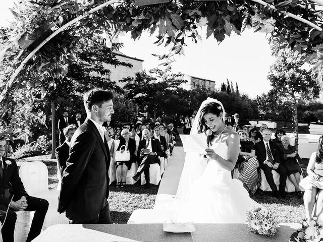 Il matrimonio di Pier Francesco e Danila a Massa Martana, Perugia 57