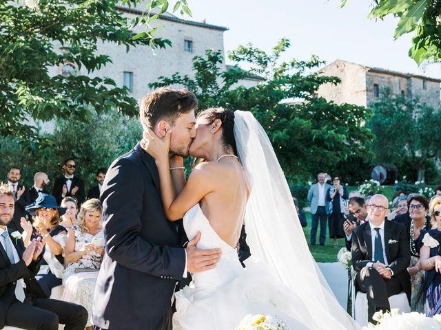 Il matrimonio di Pier Francesco e Danila a Massa Martana, Perugia 58