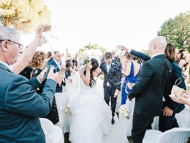 Il matrimonio di Pier Francesco e Danila a Massa Martana, Perugia 59