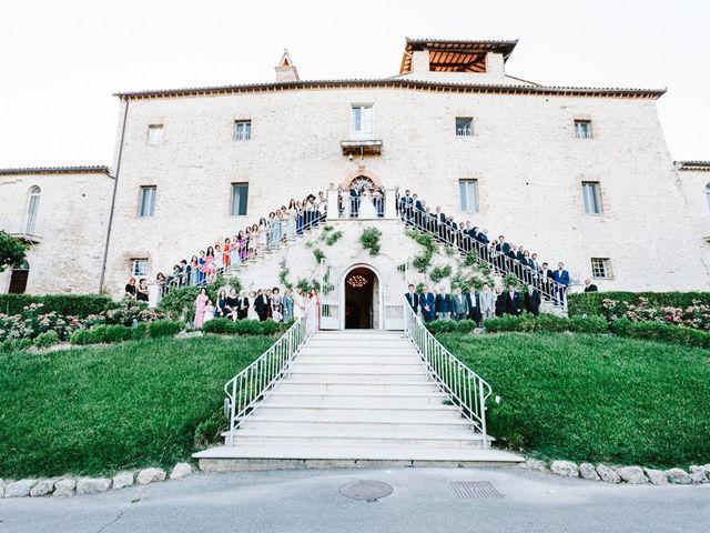Il matrimonio di Pier Francesco e Danila a Massa Martana, Perugia 61