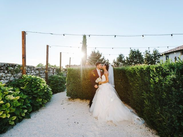 le nozze di Danila e Pier Francesco