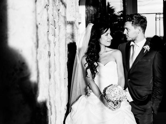 Il matrimonio di Pier Francesco e Danila a Massa Martana, Perugia 67