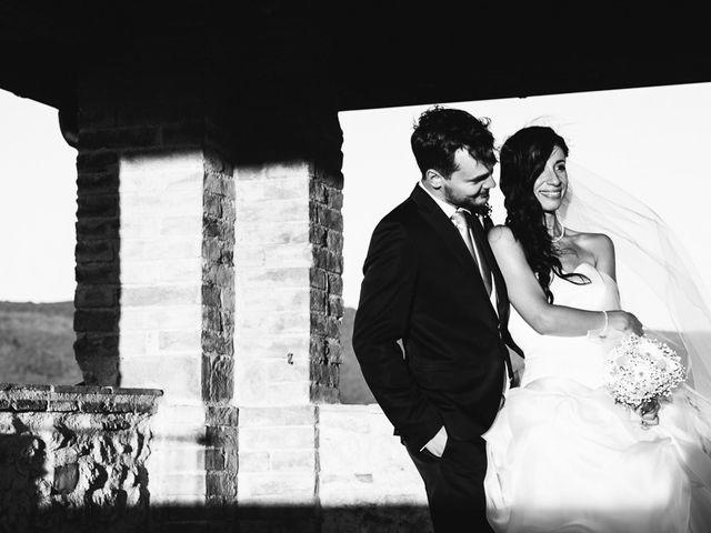 Il matrimonio di Pier Francesco e Danila a Massa Martana, Perugia 74