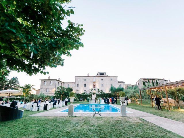 Il matrimonio di Pier Francesco e Danila a Massa Martana, Perugia 75