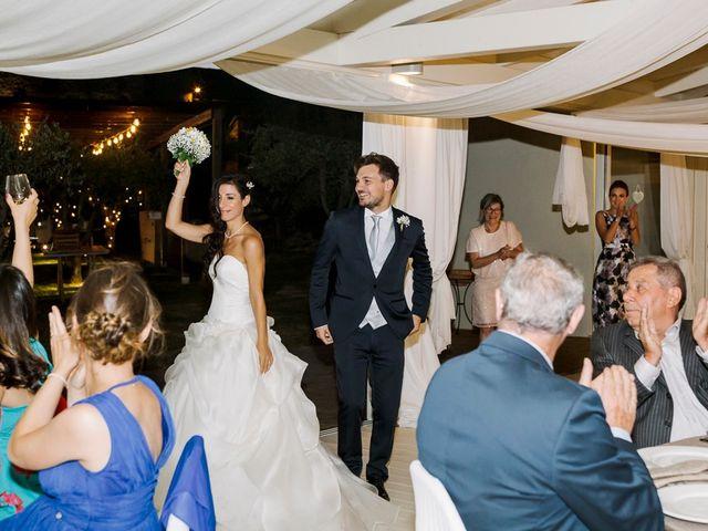 Il matrimonio di Pier Francesco e Danila a Massa Martana, Perugia 78