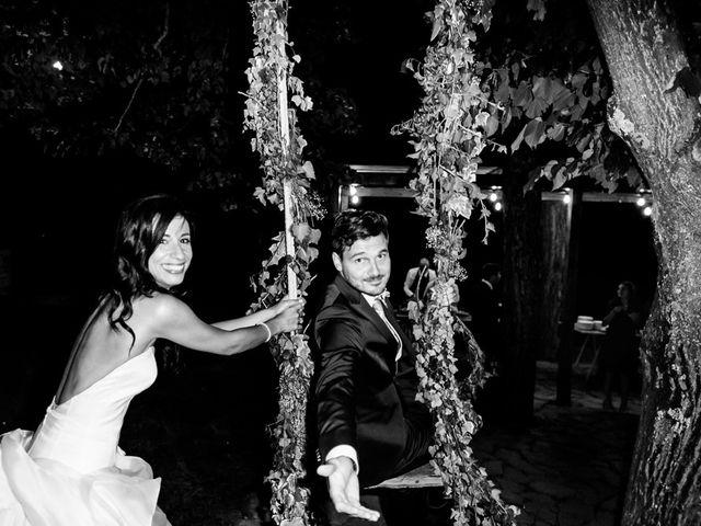 Il matrimonio di Pier Francesco e Danila a Massa Martana, Perugia 86