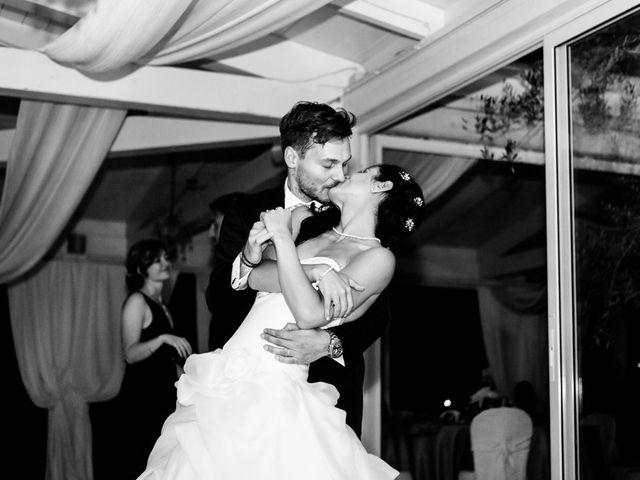 Il matrimonio di Pier Francesco e Danila a Massa Martana, Perugia 88