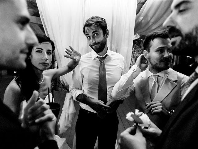 Il matrimonio di Pier Francesco e Danila a Massa Martana, Perugia 93
