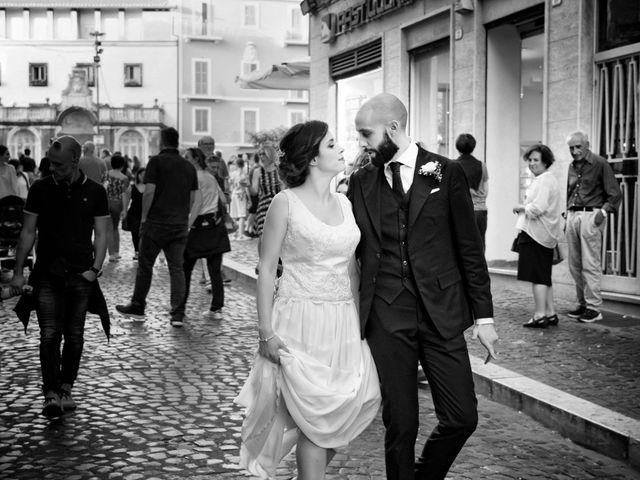 Il matrimonio di Manuel e Ester a Roma, Roma 5