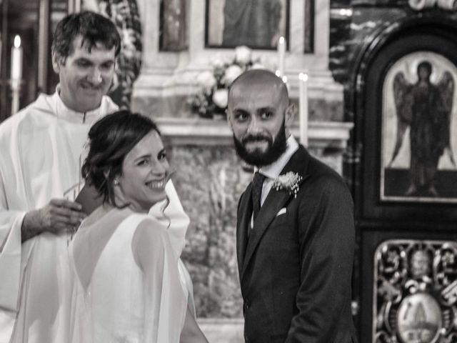 Il matrimonio di Manuel e Ester a Roma, Roma 9